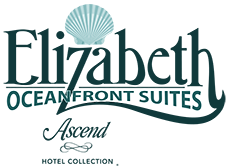 Elizabeth Oceanfront Suites Logo, an Ascend Hotel Collection Logo
